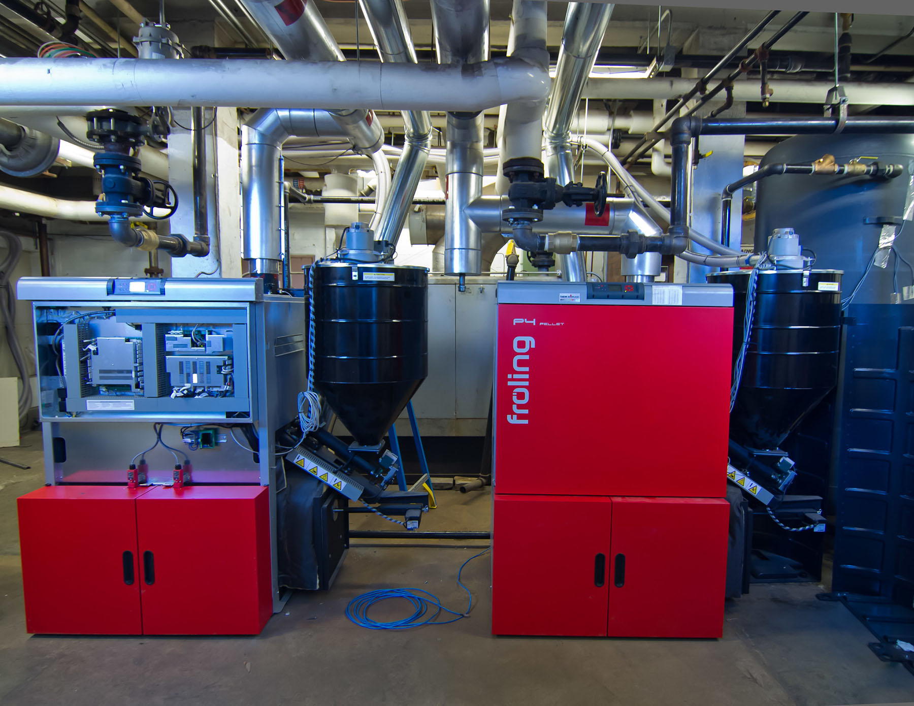 Biomass Heating Systems Installation | Essex | East Anglia | LD Energy Solutions