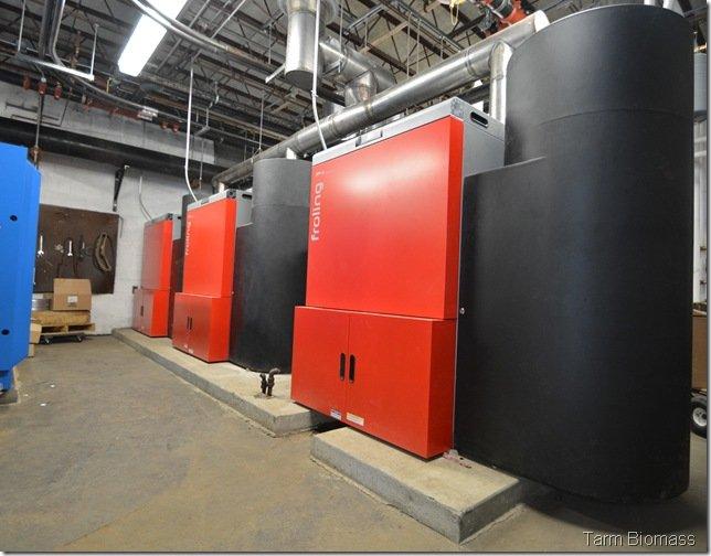 Domestic BioMass Boilers