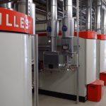 Gilles Industrial Biomass Boiler